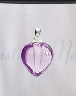 Violet Iceland Heart Guardian