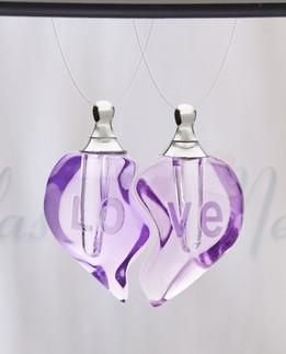 Violet Partnership Heart Guardian