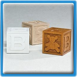 Blocks of Love Infant Urn