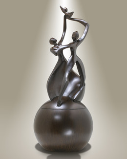 Dance of Life Child-Wood