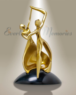 Dance of Life Keepsake Bronze