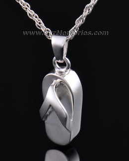 Sterling Silver Beach Funeral Jewelry