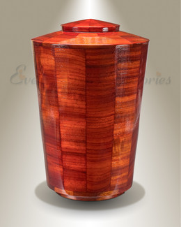 Large Joy Urn in Padauk