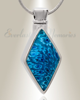 Blue Skies Cremation Jewelry
