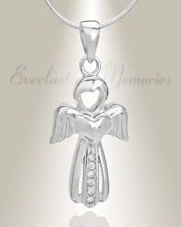 Virtuous Angel Memorial Jewelry