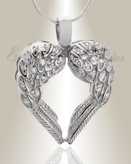 Wings of Hope Memorial Jewelry