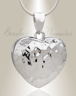 Twinkling Heart Memorial Jewelry