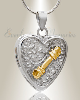Playful Heart Pet Memorial Jewelry