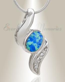 Flowing Memorial Jewelry