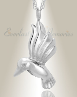 Sterling Silver Gliding Memories Keepsake