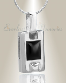 Silver Tribute Cremation Jewelry