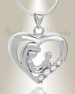 Nurturing Heart Memorial Jewelry