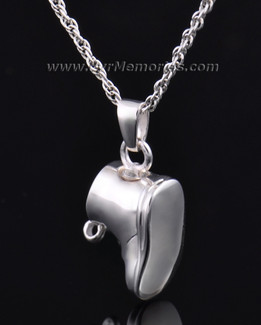 Sterling Silver Lil Booty Memorial Locket
