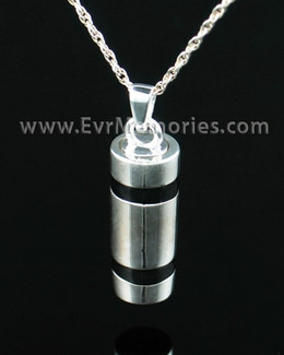 Sterling Silver Imperial Urn Necklace