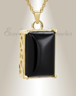 14K Gold Devotion Funeral Jewelry
