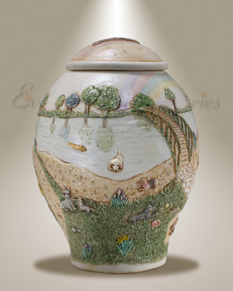 Welcome Home Pet Cremation Urn-evr5235