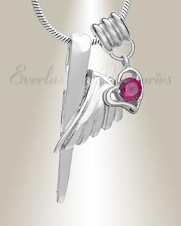 July Inspiration Memorial Jewelry