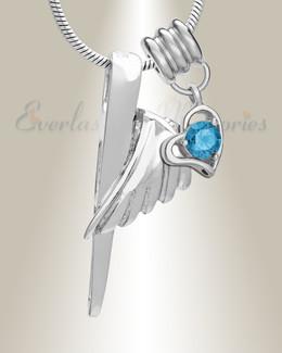 December Inspiration Memorial Jewelry