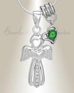 May Virtuous Angel Memorial Jewelry