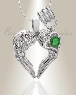 May Wings of Hope Memorial Jewelry
