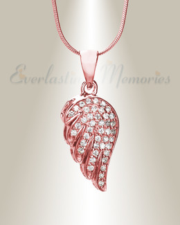 Rose Gold High Spirits Memorial Jewelry