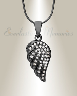Black High Spirits Memorial Jewelry