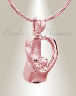 Rose Gold Free Spirits Memorial Jewelry