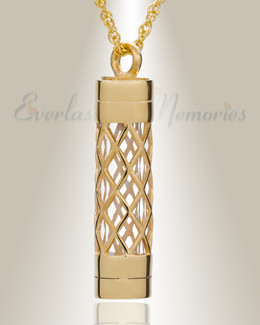 14K Gold Adoration Memorial Jewelry