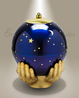Holding You Cremation Urn