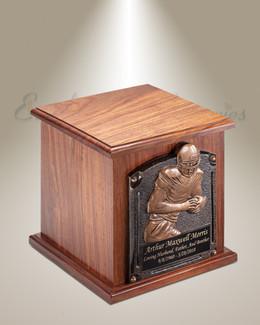Gridiron Cremation Urn