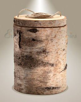Birch Tree Cremation Urn