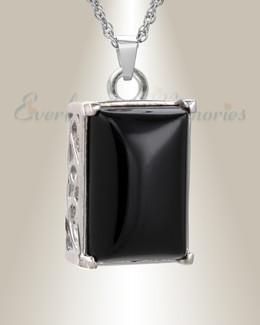 Sterling Silver Devotion Funeral Jewelry