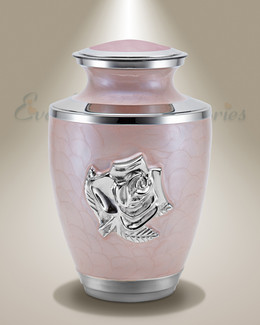Pink Eternities Individual Cremation Urn