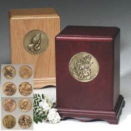 Lincoln Series Medallion Urn
