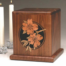 Dogwood Cremation Urn