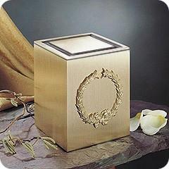 Guardian Wreath Cremation Urn