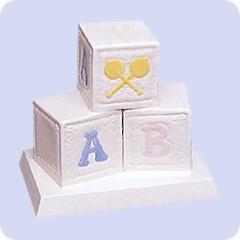 Ceramic Blocks Cremation Urn