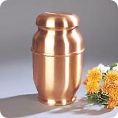 Sunset Copper Cremation Urn