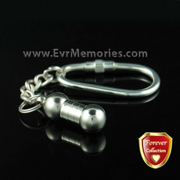 Forever Collection Valor Keychain Keepsake Jewelry