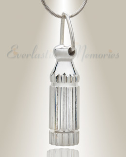 Forever Collection Distinguished Cylinder Memorial Keepsake