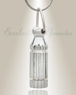 Forever Collection Distinguished Cylinder Memorial Keepsake