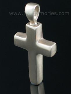 Brass Cross Cremation Cremation Keepsake