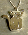 Cat Cremation Jewelry