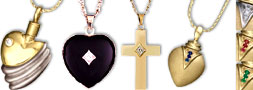 Gemstone Cremation Jewelry