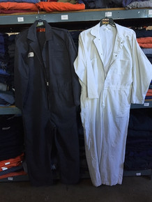RECYCLED COVERALLS