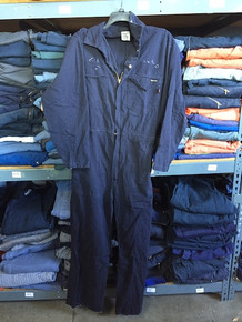 #1 Flame resistant coveralls