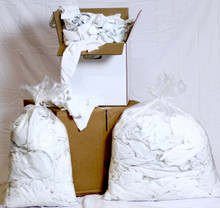 White Flannel 25lb. Box