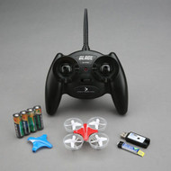 Blade BLH8700 Inductrix RTF Ultra Micro Drone w/Battery, Charger SAFE Technology