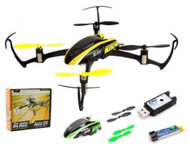 Blade Nano QX BNF Quadcopter w/ Battery & Charger SAFE Technology BLH7680
