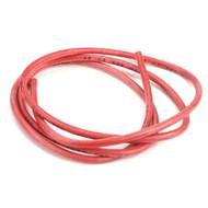 Dynamite DYN8850 13AWG Silicone Wire 3', Red